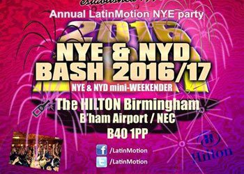 Latino Motion New Years Eve 2016/17