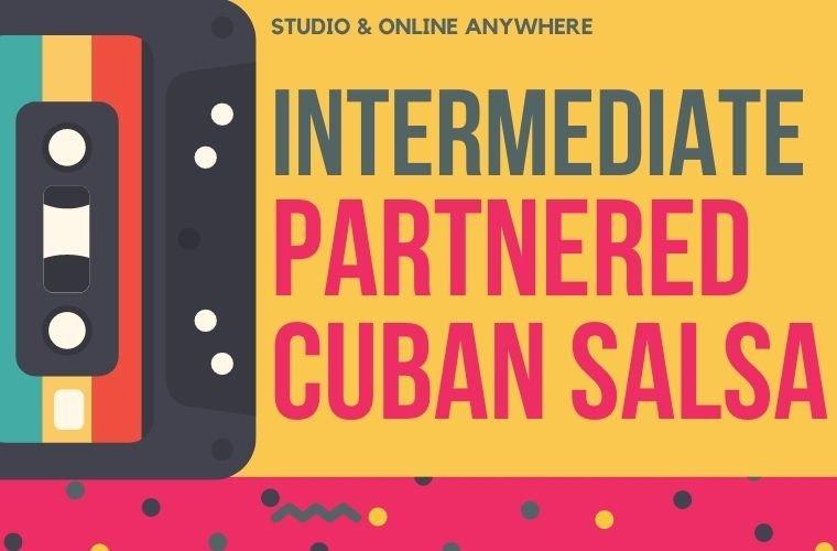 Partnered Cubna Salsa