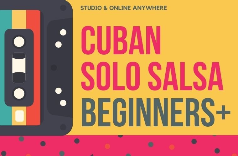 Solo Cuban Salsa lessons