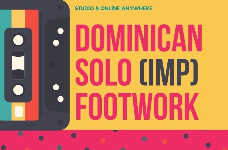 Soo Dominica Bachata Footwork