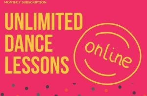 Monthly membership for all dance lessons and fitness