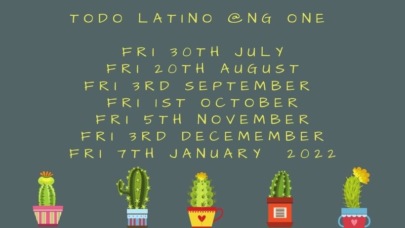 dates for Ng- One events
